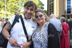 "Claudio Maniscalco, Ilse Biberti, ""Amazing Family"", Renaissance-Theater, Berlin, Premiere am 27.06.2021,"