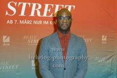 """""""BEALE STREET"""", Photocall zur Deutschland-Premiere mit  BARRY JENKINS, Kino International, Berlin, 17.01.2019"""