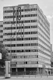 """""""HAUS DER STATISTIK"""", Hans-Beimler-Strasse 70-72, Berlin, 20.06.2017 (Photo: Christian Behring)"""