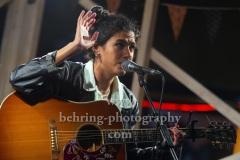 """""""CHARLOTTE OC"""" (am 14.10.21 tritt sie im Flux Bau auf, bevor am 15.10.21 ihr drittes Album """"Here Comes Trouble"""" erscheint), Konzert und Interview, Bikini Haus, Berlin, 01.09.2021(Photo: Christian Behring)"""