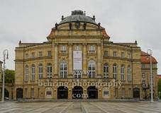 Oper, Theaterplatz, Chemnitz, 04.05.2019