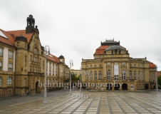 Rund um den Theaterplatz, Chemnitz, 04.05.2019