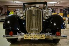 DKW F4 Cabrio, Bj. 1934, Museum fuer saechsische Fahrzeuge Chemnitz e.V. (Fahrzeugmuseum), Chemnitz, 28.04.2019