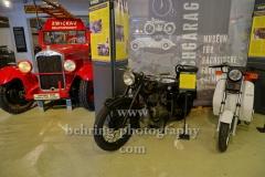 Museum fuer saechsische Fahrzeuge Chemnitz e.V. (Fahrzeugmuseum), Chemnitz, 28.04.2019