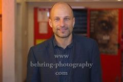 "Regisseur Roman Droux, ""DER BAER IN MIR"" (bundesweiter Kinostart: 15.10.2020), Photocall zur Berlin-Premiere, FAF, Berlin, 14.10.2020"
