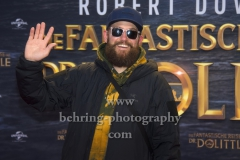 "MC FITTI, ""Die fantastische Reise des Dr. Dolittle"", Red Carpet Photocall, Zoo Palast, Berlin, 19.01.2020,"