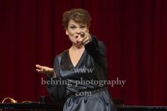 """""""GAYLE TUFTS - WIEDER DA"""", Komoedie am Kurfuerstendamm im Schiller Theater, Berlin, Premiere am 16.09.2020,"""