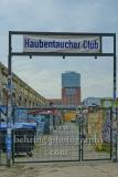 """Haubentaucher, """"RAW-Gelaende an der Revaler Strasse"""", Berlin, 19.03.2020"""