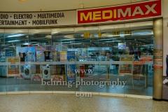 """MediMax geschlossen, """"GESCHLOSSENE GESELLSCHAFT"""", Ring Center, Berlin, 18.03.2020"""