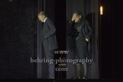 """Wolfgang Michael, Veit Schuber, """"GESPENSTER"""" von Henrik Ibsen, Fotoprobe am 6.10. im Berliner Ensemble, Berlin, Premiere am 08.10.2020"""