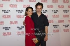 "Henriette Confurius und Max Krause, ""GOLDEN TWENTIES"" (ab 29.08.19 im Kino), Photocall im Kino International, Berlin, 19.08.2019"