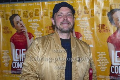 """Godehard Giese, """"LEIF IN CONCERT VOL.2"""", Premiere, Freiluftkino Cassiopeia, Berlin, 15.07.2020,"""
