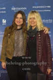 """Josephin Busch mit ihrer Mutter, """"LINDENBERG! MACH DEIN DING"""" (ab 16.01.2020 im Kino), Red Carpet Photocall, Berlin-PRemiere im Kino International, Berlin, 10.01.2020"""