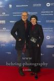 """Peter Lohmeyer und Fritzi Haberland, """"LINDENBERG! MACH DEIN DING"""" (ab 16.01.2020 im Kino), Red Carpet Photocall, Berlin-PRemiere im Kino International, Berlin, 10.01.2020"""