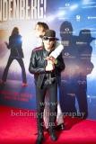 "Udo-Darsteller Jan Buelow, Udo Lindenberg, ""LINDENBERG! MACH DEIN DING"" (ab 16.01.2020 im Kino), Red Carpet Photocall, Berlin-PRemiere im Kino International, Berlin, 10.01.2020"