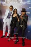 "Udo-Darsteller Jan Buelow, Ruby O. Fee, Udo Lindenberg, ""LINDENBERG! MACH DEIN DING"" (ab 16.01.2020 im Kino), Red Carpet Photocall, Berlin-PRemiere im Kino International, Berlin, 10.01.2020"