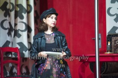 """Kathrin Angerer, """"Melissa kriegt alles"""", Deutsches Theater, Berlin, Premiere: 29.08.2020"""