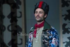 """Jeremy Mockridge, """"Melissa kriegt alles"""", Deutsches Theater, Berlin, Premiere: 29.08.2020"""