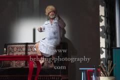 """Martin Wuttke, """"Melissa kriegt alles"""", Deutsches Theater, Berlin, Premiere: 29.08.2020"""
