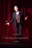 """Hercule Poirot - Katharina Thalbach,""""Mord im Orientexpress"""", Fotoprobe in der Komödie am Kurfürstendamm im Schiller Theater, Berlin, 20.07.2021, Premiere am 24.07.2021,"""