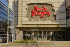 """Berlin Dungeon, Spandauer Strasse, """"verwaiste Plätzeund Orte"""", Berlin, 23.03.2020"""