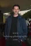 """Fabian Stumm (BRUXELS), """"NICO"""", Eröffnung des """"Achtung Berlin Filmfestival"""" mit der Premiere im Kino International, 07.09.2021"""
