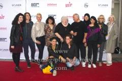 """""""NICO"""", Eröffnung des """"Achtung Berlin Filmfestival"""" mit der Premiere im Kino International, 07.09.2021"""