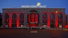 """Friedrichstadt-Palast, """"NIGHT OF LIGHT"""", Aktion """"Night of Light"""" ist ein flammender Appell an die Politik zur Rettung der Veranstaltungswirtschaft in Deutschland, Berlin, 22.06.2020"""