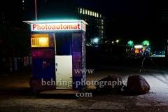 """Photoautomat am Badehaus, """"NIGHT OF LIGHT"""", Aktion """"Night of Light"""" ist ein flammender Appell an die Politik zur Rettung der Veranstaltungswirtschaft in Deutschland, Berlin, 22.06.2020"""