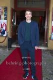 """Alexander Khuon, """"NÖ"""", Premiere beim """"Achtung Berlin Festival"""", Kino BABYLON, 10.09.2021"""