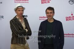 """Dietrich Brüggemann (Regie), Alexander Khuon (Cast), """"NÖ"""", Premiere beim """"Achtung Berlin Festival"""", Kino BABYLON, 10.09.2021"""