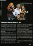 10-2011, ECLIPSED, Robert Plant