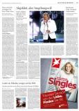 26-06-2014 Morgenpost, Rod Stewart
