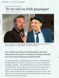 Stuttgarter Nachrichten, 06.07.2020: Roger Ciccero