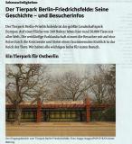 TIP BERLIN: Tierpark Berlin-Friedrichsfelde