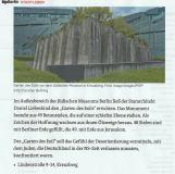 TIP BERLIN, Stadtleben - Garten des Exil