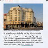 TIP BERLIN: Essen Und Trinken - Soho House