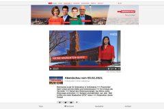rbb_abendschau:_keine Migrantenquote, 05.02.2021, Foto vom Roten Rathaus