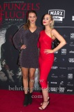 "Tabea Georgiamo (Schauspielerin), Sophie Swan (Schauspielerin), ""RAPUNZELS FLUCH"", Weltpremiere, UCI LUXE Mercedes Platz, Berlin, 31.07.2020"