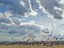 """7. STADT-UND LAND Festival der Riesendrachen"", Tempelhofer Feld, Berlin, 22.09.2018 (Photo: Christian Behring)"