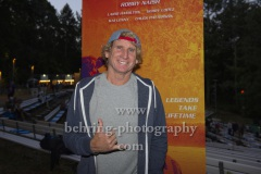 """ROBBY NAISH, """"THE LONGEST WAVE"""", Photocall, Freiluftkino Rehberge, Berlin, 07.07.2021, (Photo: Christian Behring)"""