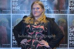 """Gisa Flake, """"SAG DU ES MIR"""" (bundesweiter Kinostart: 15.10.2020), Photocall zur Kinostartpremiere, CineStar Kino in der Kulturbrauerei, Berlin, 14.10.2020,"""