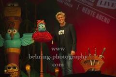 """Sascha Grammel und der grosse Zampano mit der Hypnoseschau, """"Sascha GRAMMEL - Fast Fertig"""", Show, Parkbuehne Wuhlheide, Berlin, 23.09.2020,"""