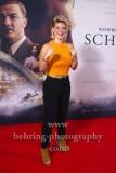 """Nina Meinke (boxt im November um IBF-Weltmeisterschaft), """"SCHACHNOVELLE"""", Roter Teppich zur Berlin-Premiere im Kino International, 08.09.2021"""