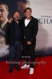 """Oliver Masucci, Samuel Finzi,, """"SCHACHNOVELLE"""", Roter Teppich zur Berlin-Premiere im Kino International, 08.09.2021"""