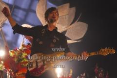 """Johannes Stolle (Bass), """"SILBERMOND"""", Konzert, Mercedes-Benz Arena, Berlin, 01.02.2020,"""