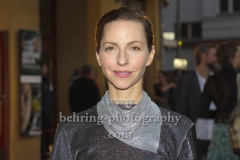 "Katharina Schuettler, ""STILLSTEHEN"", Photo Call beim Festival ""Achtung Berlin"" vor dem Kino Babylon, Berlin, 18.09.2020,"