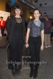 "Regisseurin Elisa Mishto, Katharina Schuettler, ""STILLSTEHEN"", Photo Call beim Festival ""Achtung Berlin"" vor dem Kino Babylon, Berlin, 18.09.2020,"