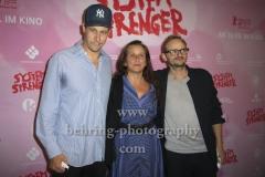 """Marc Hosemann, Barbara Philipp und Milan Peschel, """"SYSTEMSPRENGER"""" (ab 19.09.19 im Kino), Berlin-Premiere, Kino in der Kulturbrauerei, Berlin, 11.09.2019"""