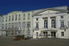 """Deutsches Theater, Kammerspiele und Box in der Schumannstrasse 13a, """"STADTANSICHTEN"""", Berlin, 05.04.2020"""